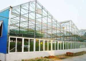 Quality Hydroponic Poly Tunnel Light Deprivation Blackout Greenhouse for sale