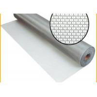 Quality 14x14meshx0.38mm Alloy Window Screen Aluminum Insect Screen For Window And Doors for sale