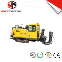 Quality 20 Tons Horizontal Directional Drilling Equipment with 112KW power engine for sale