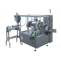 Quality Full Automatic Vertical Packaging Machine Frequency Control For Paste Products for sale