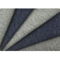 Quality Custom Lightweight Knit Denim Fabric By The Yard Home Textile Fabrics for sale