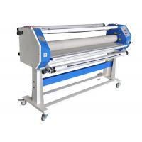 Quality 1600mm Auto Photo Laminator Machine Vinyl Banner Cold / Hot Laminating for sale