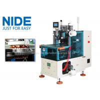 Quality Automatic motor Stator coil Lacing Machine ( Stator Coil Lacer ) With PLC Control for sale