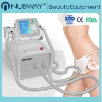 China CE Approved cryolipolysis+Lipo Laser body sculpting machine on sale