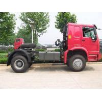 China SINOTRUK HOWO All-Wheel Drive Tractor (4x4,6x6) on sale