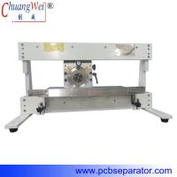 Quality Manual PCB Depanel , Pneumatically PCB Depaneling Machine for sale