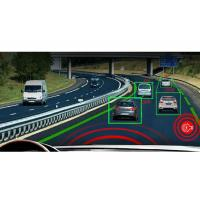 Buy cheap Advanced driving assistance system Device With DVR Dash Camera from wholesalers
