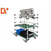 Quality Testing /  Assembly Aluminium Profile Workbench Anti - Rust Simple Design for sale