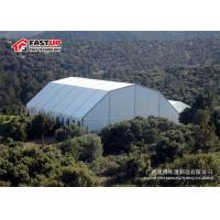 Quality Deluxe All Weather Large Storage Tents Polygon Shape Multi Functional for sale