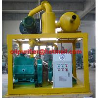 China transformer evacuation system,vacuum pump set,transformer oil injection ,vacuum pumping, exhausting and dehumidifying on sale