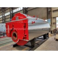 China Low Pressure Diesel Oil Fired Hot Water Boiler Fully Automatic Operation for sale