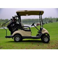 Quality Electrical Mini 2 Seater Club Golf Carts 48V 3KW With Caddy Plate CE Approved for sale