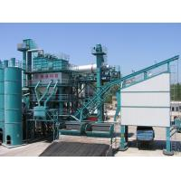 Quality 2sets Ground Hopper Asphalt Recycling Machine With 1500kg Weighing Barrel for sale