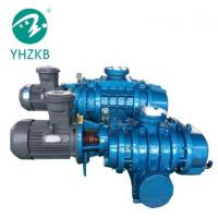 China YHZKB brand ZJB-70 1.5KW roots booster vacuum pump with customized color on sale