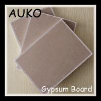 China High Quality colored Gypsum Plasterboard Manufacturer on sale