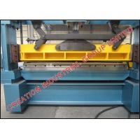 Quality Automatic Cut to Length Metal Sheet Cutting Machine With PLC Controlled for sale