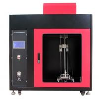 Quality Flammability Testing Equipment Automotive Interior Material Vertical Combustion Tester for sale