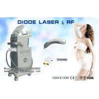 Buy cheap Diode Laser Hair Removal Machine , Bipolar RF Beauty Equipment For Skin from wholesalers