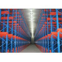 Quality Customized Metal Steel Drive in Racking System for Warehouse Storage With Factory Price for sale
