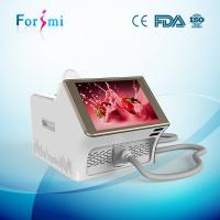 China 808nm diode laser 2 years warranty laser depilation machine unwanted hair removal machine on sale