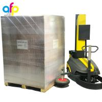 Quality 350 % Elongation 20'' X 5000' X 80 G Machine Stretch Film For Wrap for sale