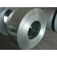 Cold Rolled Metal Coils Hot Dipped Galvanized Steel Strip Rolls