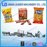 Quality Sala sticks making machinery Big Capacity Automatic snack machines for sale