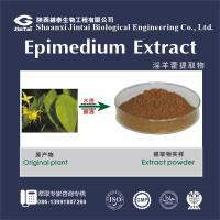 Quality high quality icariine 5%-98% 10:1 natural epimedium extract for sale