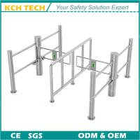 Quality Supermarket Crowded Access Control Mechanism Security Gate for sale