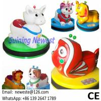 Quality Kids Indoor Rides Mini Kids Battery Bumper Car Game Machine For Sale for sale