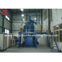 China Medium Frequency Induction Melting Furnace Inert Gas Protection on sale
