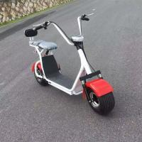 Buy cheap Portable green vehicle small electric harley scooters seev citycoco scooter from wholesalers