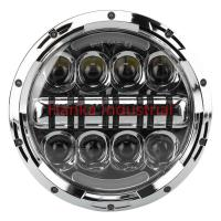 Quality Auto Body Parts 80 Watt LED Driving Lights Ip68 7 Inch Cree Driving Lights for sale