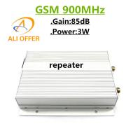 Buy cheap 5000sqm High Gain Power 85dB 3W GSM 900MHz Mobile Repeater,3W GSM 900 Cellphone from wholesalers