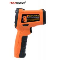 China Colorful Display Portable Infrared Thermometer , High Temp Infrared Thermometer on sale