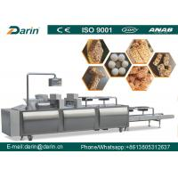Quality Rice oats Cereal Bar Forming Machine for sale