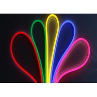 Buy cheap Ultra Thin LED Neon Flex Strip 5*12mm Silicone 12 Volt Dot - Free Light from wholesalers