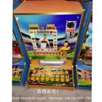 Buy cheap Amusement Game Machine Africa Coin Operated Fruit Gambling Jackpot Arcade Games from wholesalers