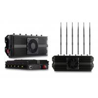 Buy cheap High Power Radio Frequency Blocker / Mobile Phone Jammer Adjustable from wholesalers