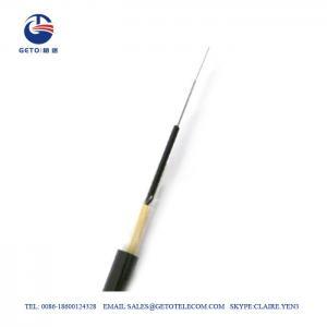 Quality GJYXFH03 Duct Bow Type ITU 96 Cores Flat Drop Fiber Cable for sale