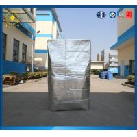 China High quality self-adhesive double laminated bubble strength aluminum foil pallet cover on sale