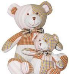 Quality Teddy Sitting Bear for sale