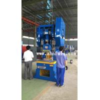 Quality J21 series fixed bed fixed table press 125 tons punching press 125 tons eccentric press for sale