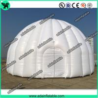Quality Inflatable Shell Tent, Outdoor Inflatable Tunnel Tent, Inflatable Tents Igloo Booth for sale