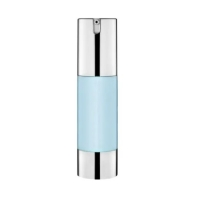 Quality 15ml 30ml 50ml Round As Airless Cosmetic Packaging Bottle With Pump for sale