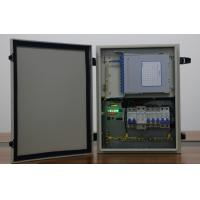 Quality 220V AC Input / Output DC 48V Outdoor Power Cabinet UPS Backup Battery System for sale