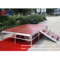 Buy cheap Events Used Square Aluminum Stage Truss Spigot Durable 6082-T6 350mm from wholesalers