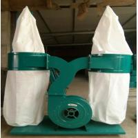 Quality Four barrel bag vacuum cleaner and dust collector for woodworking machine for sale
