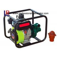 China 6HP Diesel Engine Recoil Start Centrifugal Water Pump for Agricultural Irrigation on sale