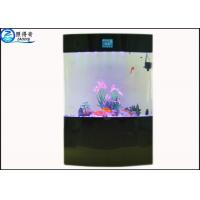 Buy Double Curved Wall Panels Acrylic Custom Fish Tanks Aquarium Ecology Medium Size at wholesale prices